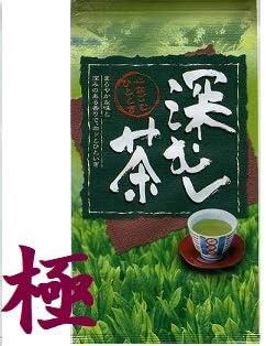 極 深むし茶1500 100g 3個 静岡県 掛川産 おいしい お茶 木更津 一源
