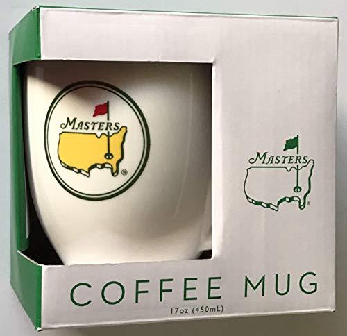 (Masters Coffee Mug white augusta national golf new 2019 Masters pga)