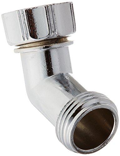 Zinc Gooseneck - MINTCRAFT GC507 Zinc Swivel Hose Gooseneck