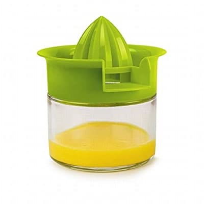 Citrus Juicer With Glass Jug Perfect For Lemons Oranges And Grapefruit (Pack of 2)