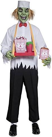 Cirque Sinister Accessoires Popcorn vendedor de diablo Halloween ...