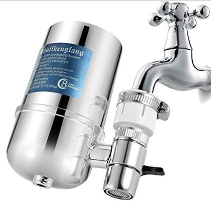 Purificador de agua Retro Purificador de agua Modelo SY-08 Purificador de agua en el hogar Filtración del grifo ...