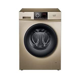Lavadora de Tambor automática 10 kg frecuencia Masa Abajo Oro ...