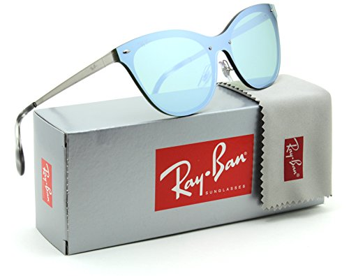 Ray-Ban RB3580N Blaze Cat Eye Women Sunglasses 042/30 - - Bans Eye Sunglasses Ray Cat