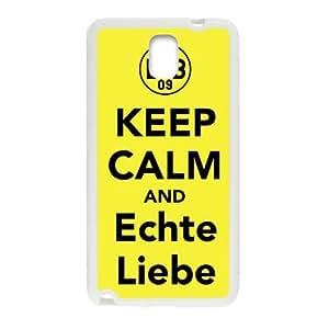 BVB Borussia Dortmund echte liebe Cell Phone Case for Samsung Galaxy Note3