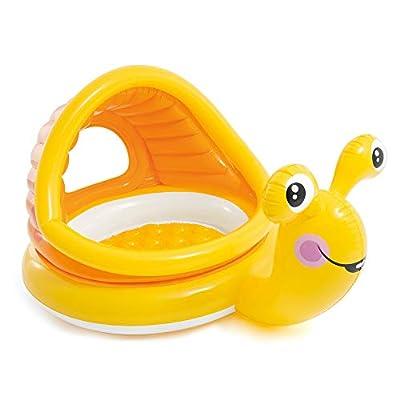 Intex - Lazy Snail Shade Baby Pool: Toys & Games