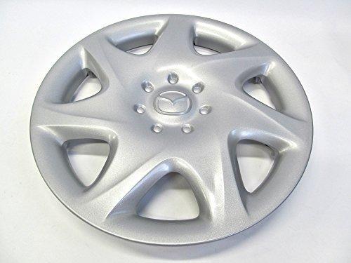 New Oem Wheel Cover Hubcap - 1999-2000 Mazda Protege Wheel Hubcap OEM BRAND NEW Genuine B25F-37-170A