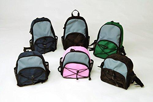 Backpack F Joey Pump Blk Sm