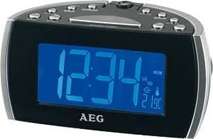 AEG MRC 4119 P - Radio Despertador