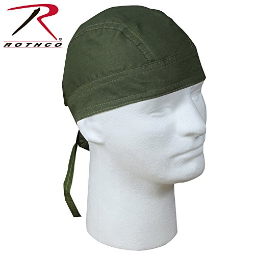 Rothco Headwrap, Olive Drab - Headwrap Olive