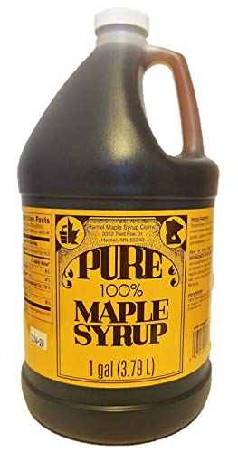 Hamel Pure Maple Syrup Gallon Grade A by Hamel Maple Syrup (Image #1)