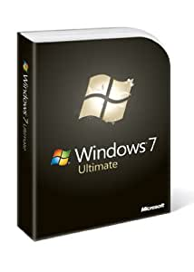 Microsoft Windows 7 Anytime Upgrade, Home Premium to Ultimate (PC), 1 User (No disc included)  [Importación inglesa]