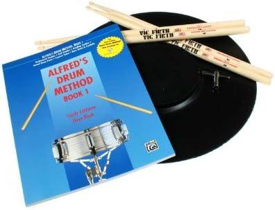 Pack de iniciación para tambor # 4 – incluye dos pares de Vic ...