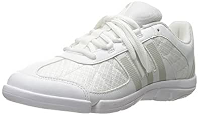 adidas Womens Triple Cheer-W Triple Cheer White Size: 5.5