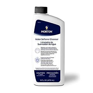 Morton MWSC Universal Water Softener Cleanser, Off-White