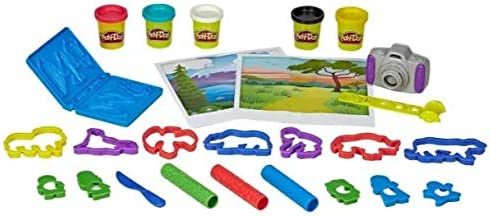 Play-Doh Retro-Inspired Classic Camera Toy