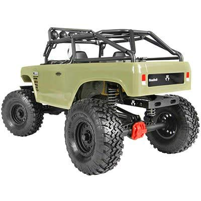Axial SCX10 II Deadbolt 4WD RC Rock Crawler Off-Road 4x4 Electric RTR with 2.4GHz Radio, Waterproof ESC, 1/10 Scale (Olive Drab) (Axial Scx10 Deadbolt Rtr 4wd Electric Rock Crawler)