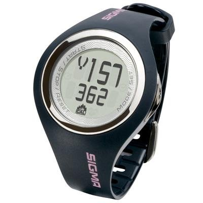 (Sigma Sport Women's PC 22.13 Heart Rate Monitor, Black)