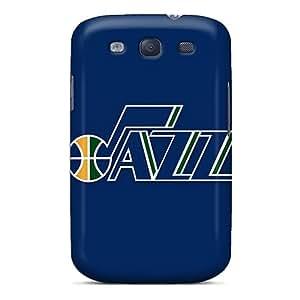 Onlyyo Premium Protective Hard Case For Galaxy S3- Nice Design - Nba Utah Jazz 2