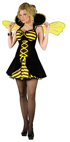 (Sexy Queen Bee Costume - Womens Sm/Md)