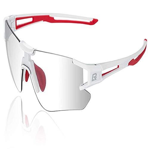 GFF Photochromic Cycling Glasses Bike Bicycle Glasses Men's Sunglasses MTB Road Cycling Eyewear