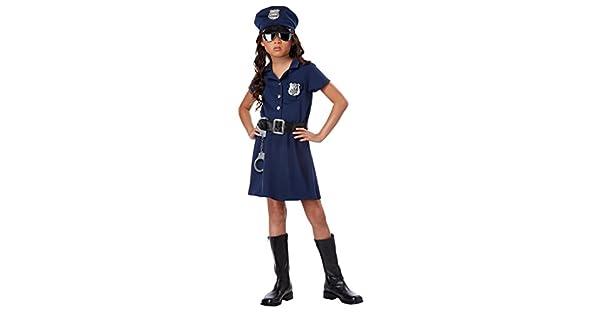 Amazon.com: Disfraces de California, agente de policí ...