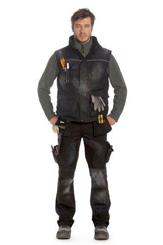 Arbeits-Bodywarmer 'Expert Pro' 4XL,Dark Grey