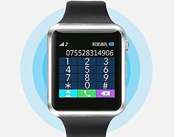COCCOLARSI® A1 Smartwatch Bluetooth reloj inteligente ...