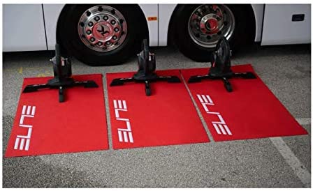 Elite Extra Wide Training Mat for Direto I or Direto II Home//Indoor Trainers