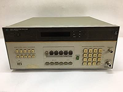 Hewlett Packard HP Spectrum / Modulation Analyzer 8901A Single-Phased