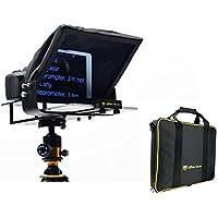 Glide Gear TMP100 - Divisor de luz para iPad/Tablet/Smartphone (Ajustable, Vidrio 70/30, con Funda de Transporte, no es de plástico, no Requiere Montaje)