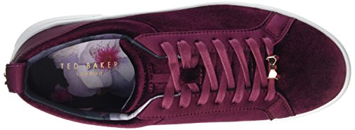 Kulei Contrast Baker Trainers Womens Trim Ted 5qEwFd5A