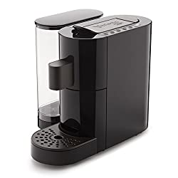 Starbucks Verismo System, Coffee and Espresso Single Serve Brewer, Black made by Starbucks
