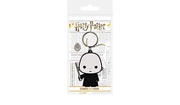 Pyramid International Harry Potter Rubber Keychain Chibi ...