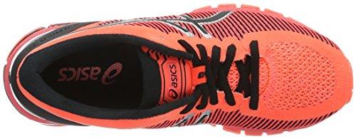 Asics Coral Running Quantum Black Gel cm Women's Shoes 360 Flash Silver T6G6N HHAwqO