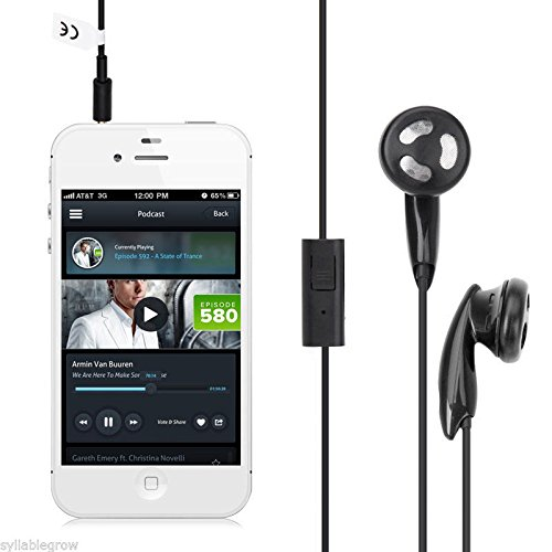 3 5mm Earbud Earphone Headphone Blackberry