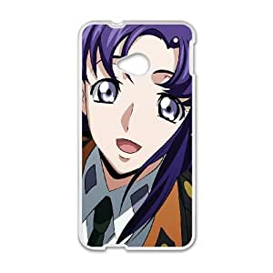 Code Geass HTC One M7 Cell Phone Case White LMS3866688