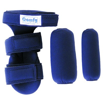 Comfy Splints C-Grip Hand (Right or Left) - Adult Large - Left - 1 Each / Each - 24-3042L