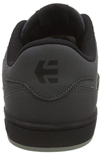 EtniesFader Ls - Zapatillas de Skateboard hombre Gris - Grey (Dark Grey/Black022)