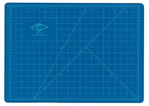 Alvin Mats (Alvin HM Series Blue/Gray Self-Healing Hobby Mat 12 x 18 by Alvin)