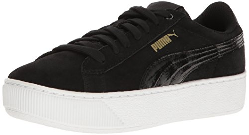 White Puma Platform Vikky Sneaker puma Donna Puma Black W17HWT