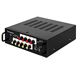 collegare amp