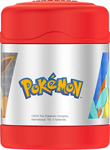 Thermos Funtainer 10 Ounce Food Jar, Pokemon