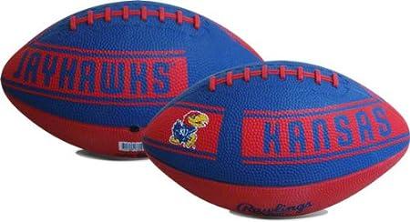 NCAA Hailmary Youth Size Rubber Football