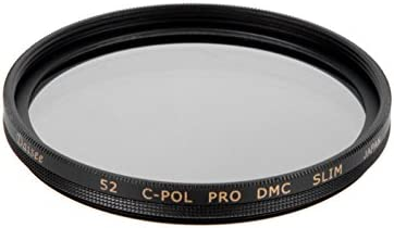 /P Daisee Polarisation Filter 49/mm CPL Pro DMC Slim 8X Coated Anti-Reflex Multi-Coating/