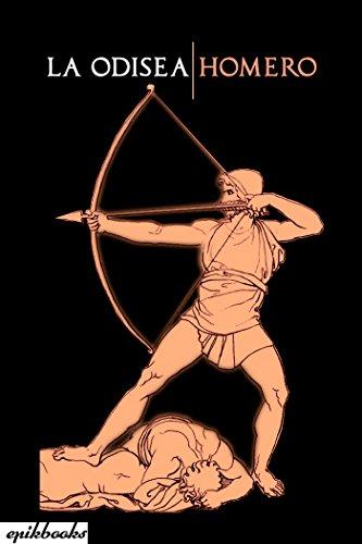 Descargar Libro La Odisea: Ilustrado. Texto En Prosa Homero