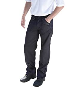 UCC ropa para la acción, 2 colores, Regular pierna 78,74 cm cintura 91,44 cm, negro