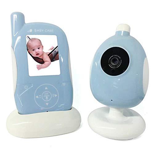 SPFPEN Baby Mnoitors 2019 New Ir Night Vision Lullaby Temperature Monitor Touchable Key Intercom Vox System Feeding Alarm Baby Monitors