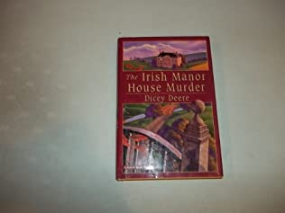 book cover of The Irish Manor House Murder