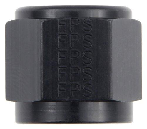Fragola 481808-BL Black Size Tube Nut -8